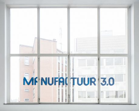 Proud to be part of Manufactuur 3.0 @ Z33